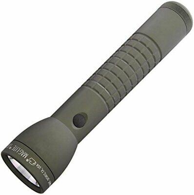 Maglite 2-Cell D 524 Lumen LED Flashlight - Foliage Green -
