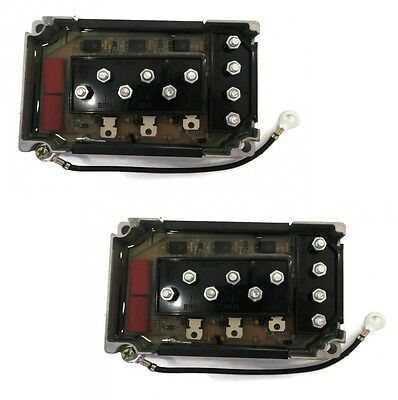 (2) CDI Switchbox for Sea Ray Force 332-7778A6, 332-7778A9, 332-7778A12 Outboard