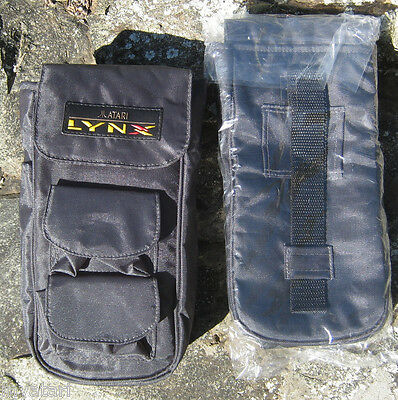 Lynx Pouch/Case short Atari Lynx II only New No Box