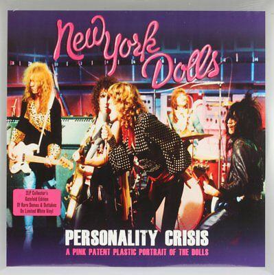 NEW YORK DOLLS, PERSONALITY CRISIS   Vinyl Record/LP *NEW*