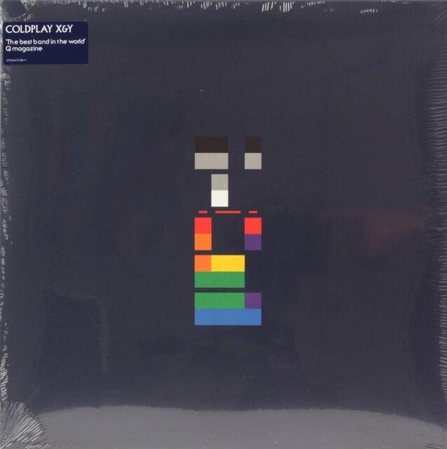 X & Y  Coldplay Vinyl Record