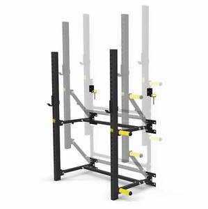 Armortech V2 Wall Mounted Fold up Squat Rack Osborne Park Stirling Area Preview