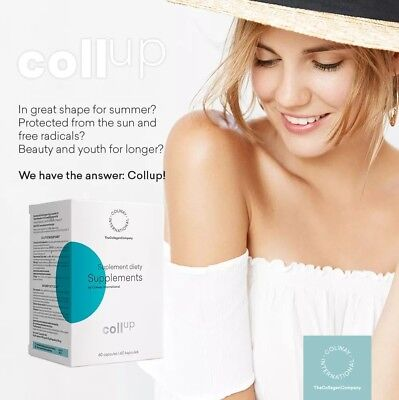 ⭕COLLUP-dietary supplement  complex (hair, skin, nails)+free colway brochure