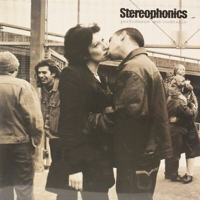 Stereophonics, Performance And Cocktails  Vinyl Record/LP *NEW*