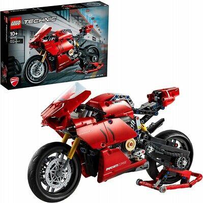 NEW LEGO (LEGO) Technic Ducati Panigale V4 R 42107 JAPAN F/S
