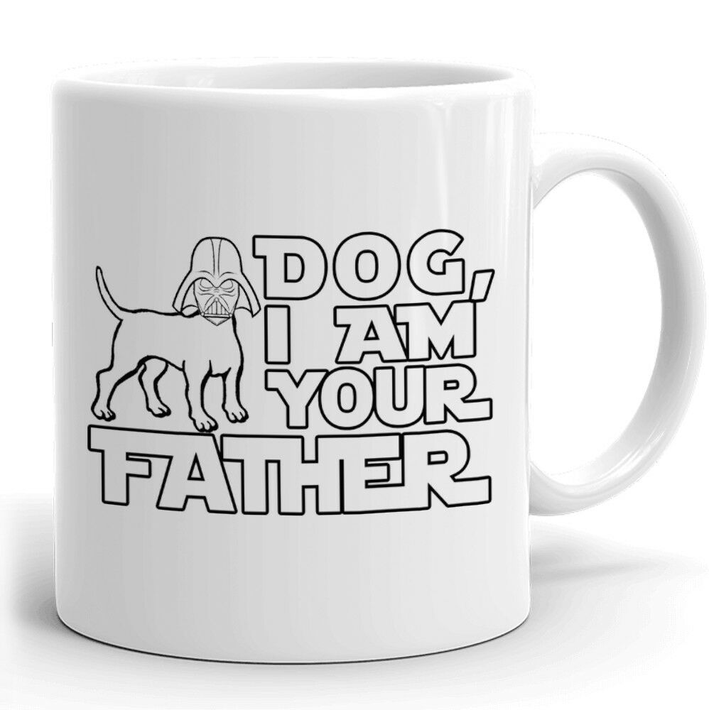 Details Coffee Lovers Vader Star Your Gift Wars Father I For Dog Mug Am About Darth zUGLqpMSV