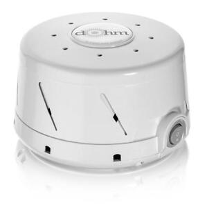 New. Tested Marpac Dohm Classic White Noise Sound Machine, White Condtion: New. Tested, White