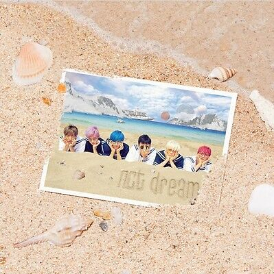 K-POP NCT DREAM 1st Mini Album - [We Young] CD + Photobook + Photocard Sealed