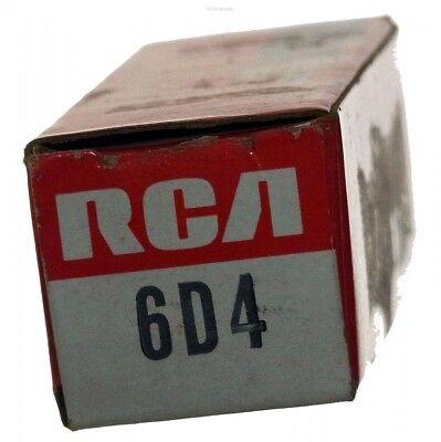 NEU/NOS/OVP: Elektronenröhre 6D4, Hersteller RCA