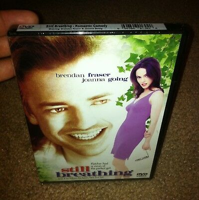 Still Breathing DVD Brendan Fraser Joanna Going