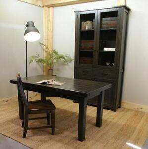 Reclaimed Wood Desk $1970 & more! By LIKEN Woodworks