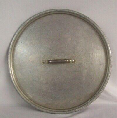 Restaurant Equipment Supplies Aluminum Stock Pot Lid Inside Diameter 12-78