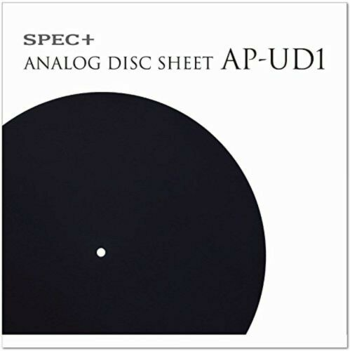 SPEC+ Analog disc sheet AP-UD1 audio record