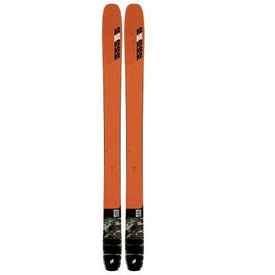 2020 K2 Mindbender 116 C Skis