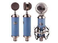 Blue Bluebird Condenser Mic £150 ONO
