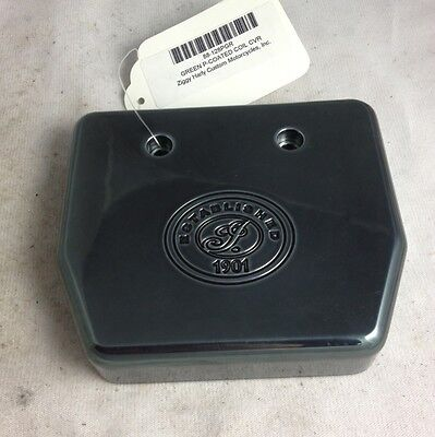 Indian Motorcyle Ignition Coil Cover Chief Scout Spirit Gilroy Harley Custom