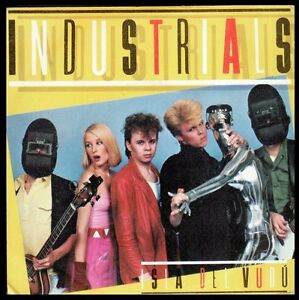 "INDUSTRIALS - SPAIN 7"" EPIC 1980 - VOODOO ISLAND / EVERY NIGHT IS HALLOWEEN"