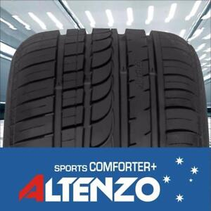 ALTENZO SUMMER TIRES 215/35R18 BRAND NEW ***WHEELSCO***