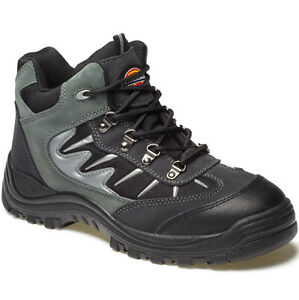 MENS-DICKIES-STORM-SAFETY-WORK-BOOTS-SIZE-UK-4-12-STEEL-TOE-CAP-GREY-FA23385A