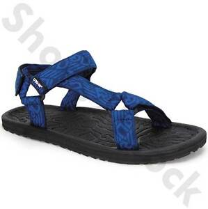 MENS URBAN BEACH SPORTS STRAP SANDALS SIZE UK 6 - 11 POOL RAFTER KALBARRI FW508
