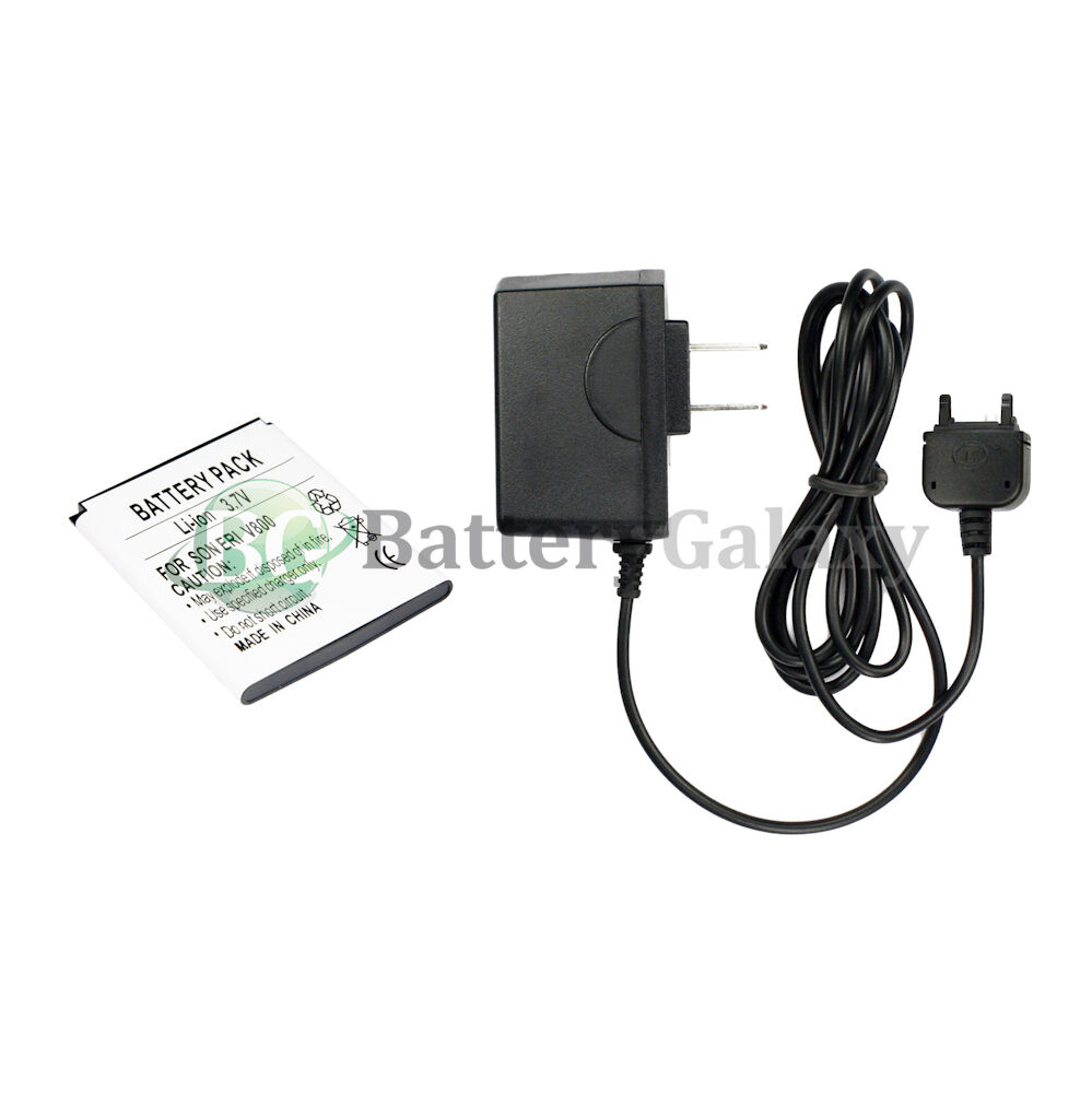 NEW Phone Replacement Battery for Sony Ericsson TM506+Wall