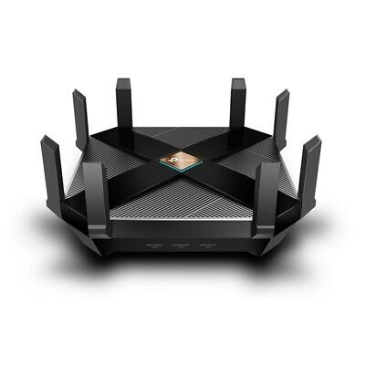 TP-Link AX6000 WiFi 6 Router Archer AX6000 8-Stream WiFi Wireless Router, MU-MIMO