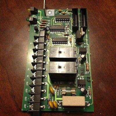 Siemens Faraday 445883 Fire Alarm Part