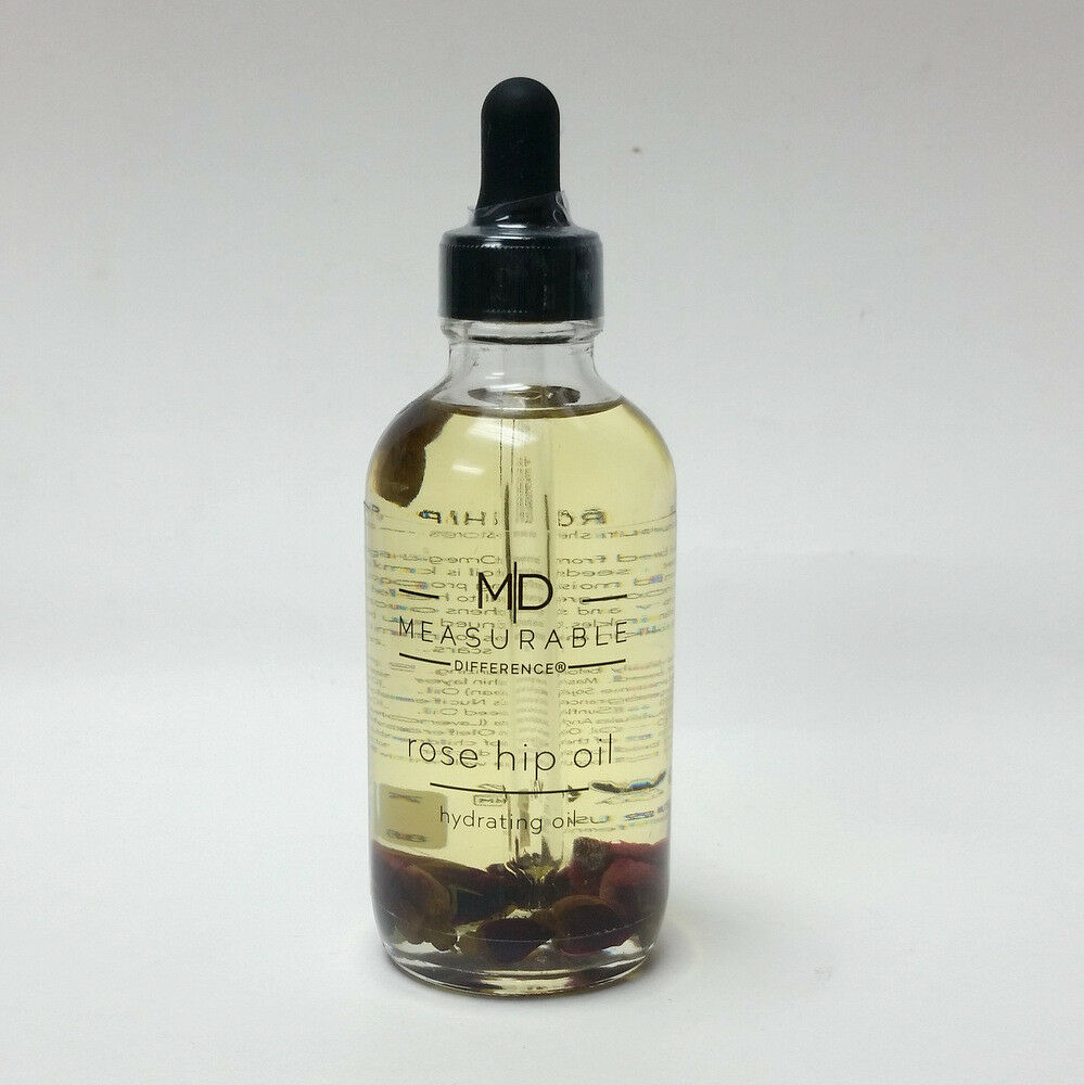 Measurable Difference Rose Hip HYDRATING BODY OIL 4 fl.oz/
