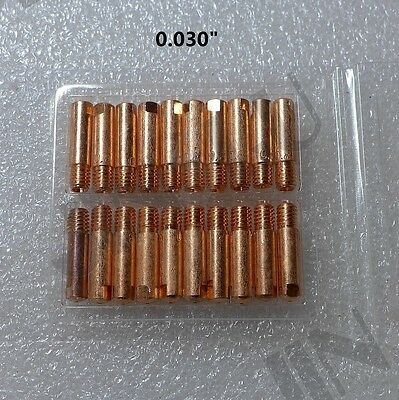 0.030 Contact Tip 20pk For Century Mig Welder Contact Tip Parts 334-160-000