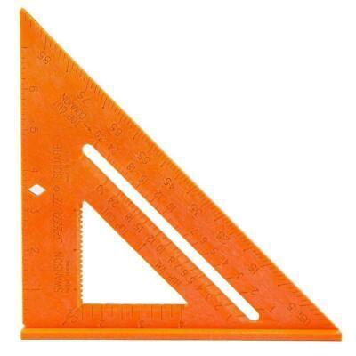 Swanson TO118 8' Speedlite Orange High-Impact Composite Construction Square Tool