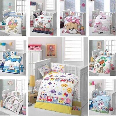 Kinder Baby Bettwäsche Baumwolle Kissenbezug Bettbezug bedruckt ()