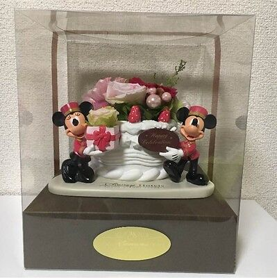 Never Use! Disneyland Hotel Preserved Flower Box size 7.09 x 7.09 x 8.66inch