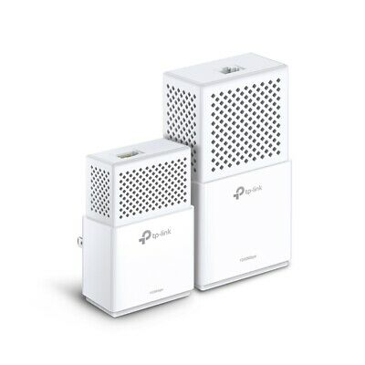 TP-Link TL-WPA7510 KIT AV1000 Powerline WLAN AC750 Wifi Gigabit Lan Extensor