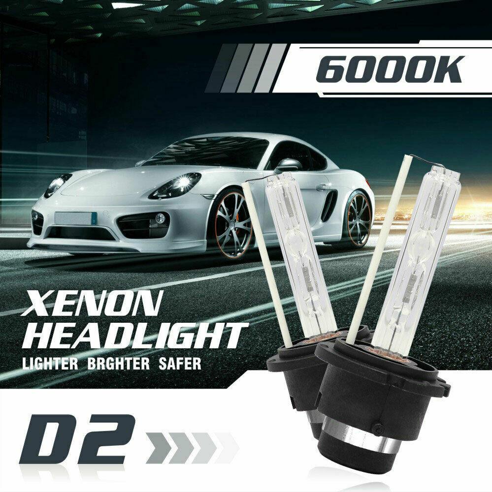 2x Top Neu D2S 6000K 35w Xenon Ersatz Brenner  VW Sharan 7M8 7M9 7M6
