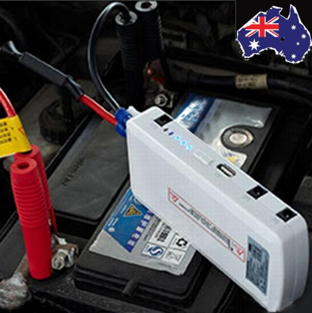 15000mAh Multi-Function Car Battery Jump Starter Booster Power Bank Charger 12V