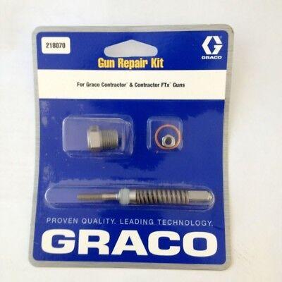 Graco Contractor Contractor Ftx Gun Repair Kit 218070 218-070