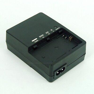 LC-E6E Battery Charger Fo Canon LP-E6 EOS 7D 60D 6D 70D 5D2 5D3 5D Mark II III