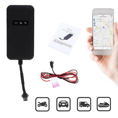 Auto Gps (GPS Tracker GT02A GPS Sender Ortung Peilsender KFZ Auto LKW Motorrad eBike Quad)