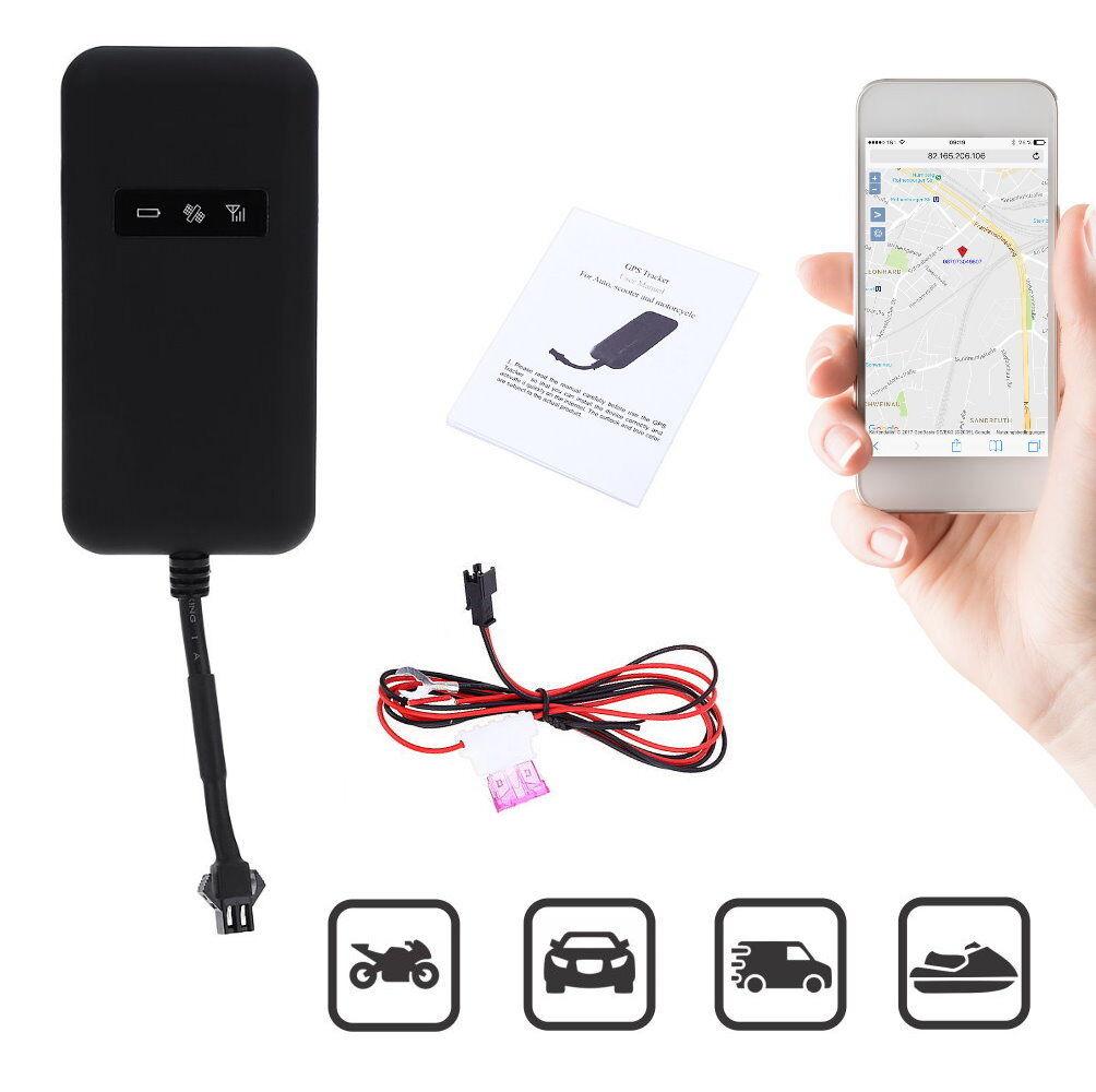 GPS Tracker GT02A GPS Sender Ortung Peilsender KFZ Auto LKW Motorrad eBike Quad