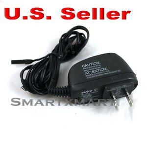 NEW-SANYO-OEM-E4100-Pro-200-700-U5-X2a-S1-2M-VERO-LX-AC-HOME-WALL-CHARGER-SAWC