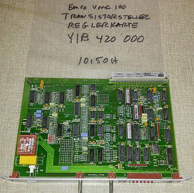 Emco Vmc-100 Cnc Mill Y1b420000 Control Board Pcb 1015oh