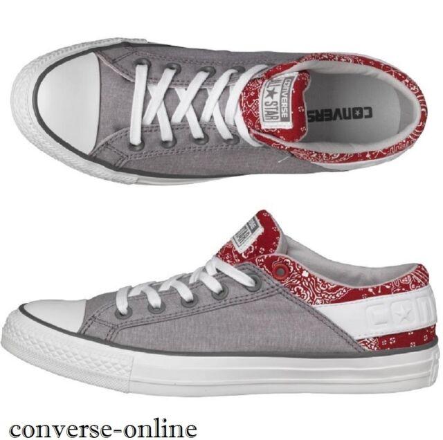 converse chuck taylor ox grey