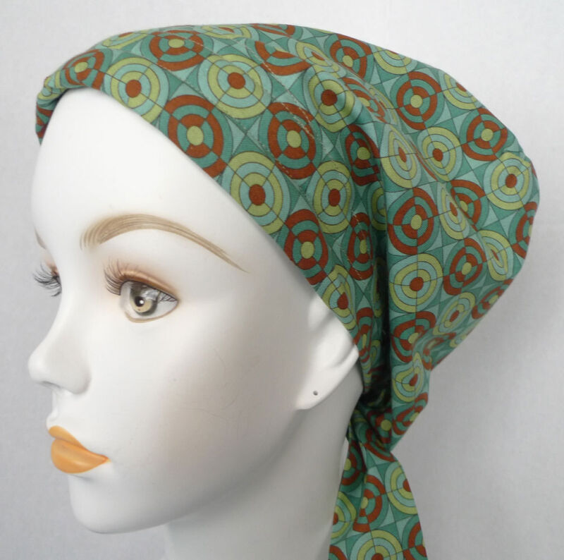 Classic Cancer Chemo Hair Loss Scarves Hat Cotton Turban Head Wrap Alopecia Cap