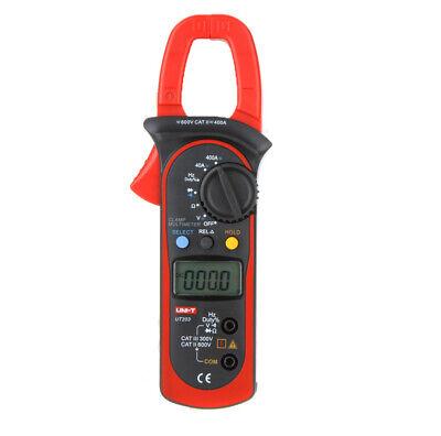 Ut203 Digital Voltmeter Ammeter Ohmmeter Clamp Multimeter Volt Ac Dc Test N4i1