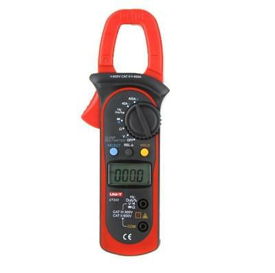 Ut203 Digital Handheld Clamp Multimeter Tester Meter Dmm Ce Ac Dc Volt Amp