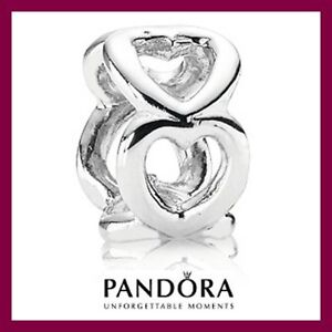 ORIGINAL PANDORA ELEMENT 790454 BEADS SILBER SCHMUCK BEAD SPACER CHARMS MOMENTS