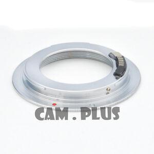 2nd-Adjustable-AF-Confirm-M42-Mount-Lens-To-Canon-EOS-EF-Adapter-For-600D-50D-7D