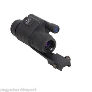 SIGHTMARK NEW GHOST HUNTER 2X24 NIGHT VISION RIFLESCOPE MONOCULAR SCOPE GEN 1+