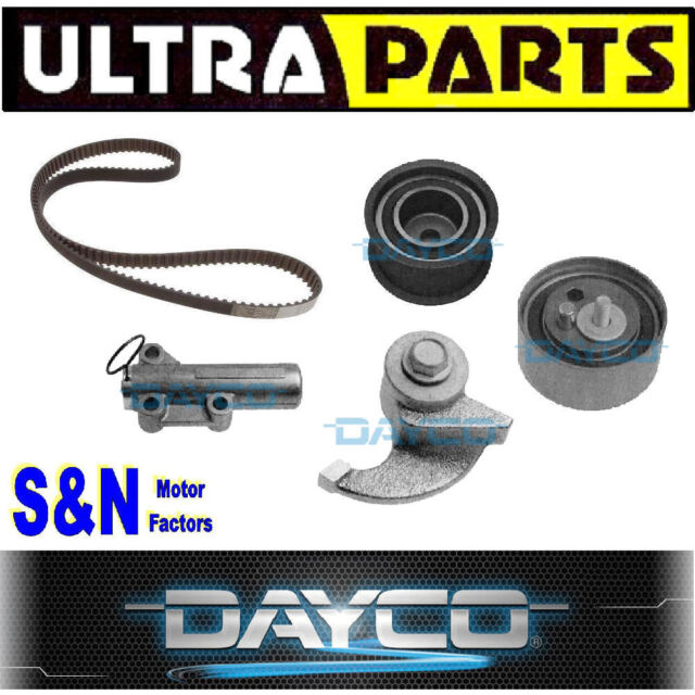 Timing Belt Kit fit Audi A4 A6 A8 Allroad RS4 S4 - 2.4 2.7 2.8 30v (95-06) Dayco