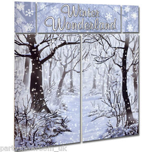 Christmas-Party-Winter-Wonderland-Scene-Setter-Party-Decorating-Kit-PS